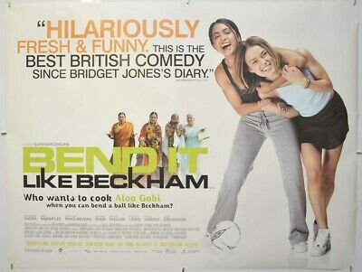 An oldie but a goodie, Bend it Like Beckham was a hit when I was in high school, and it remains a brilliant teen comedy to this day, it's officially a romantic comedy.