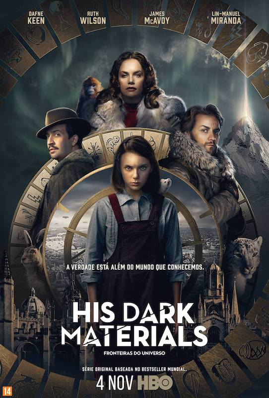 BBC released its long-awaited adaptation of Philip Pullman's incredible fantasy adventure series, His Dark Materials.