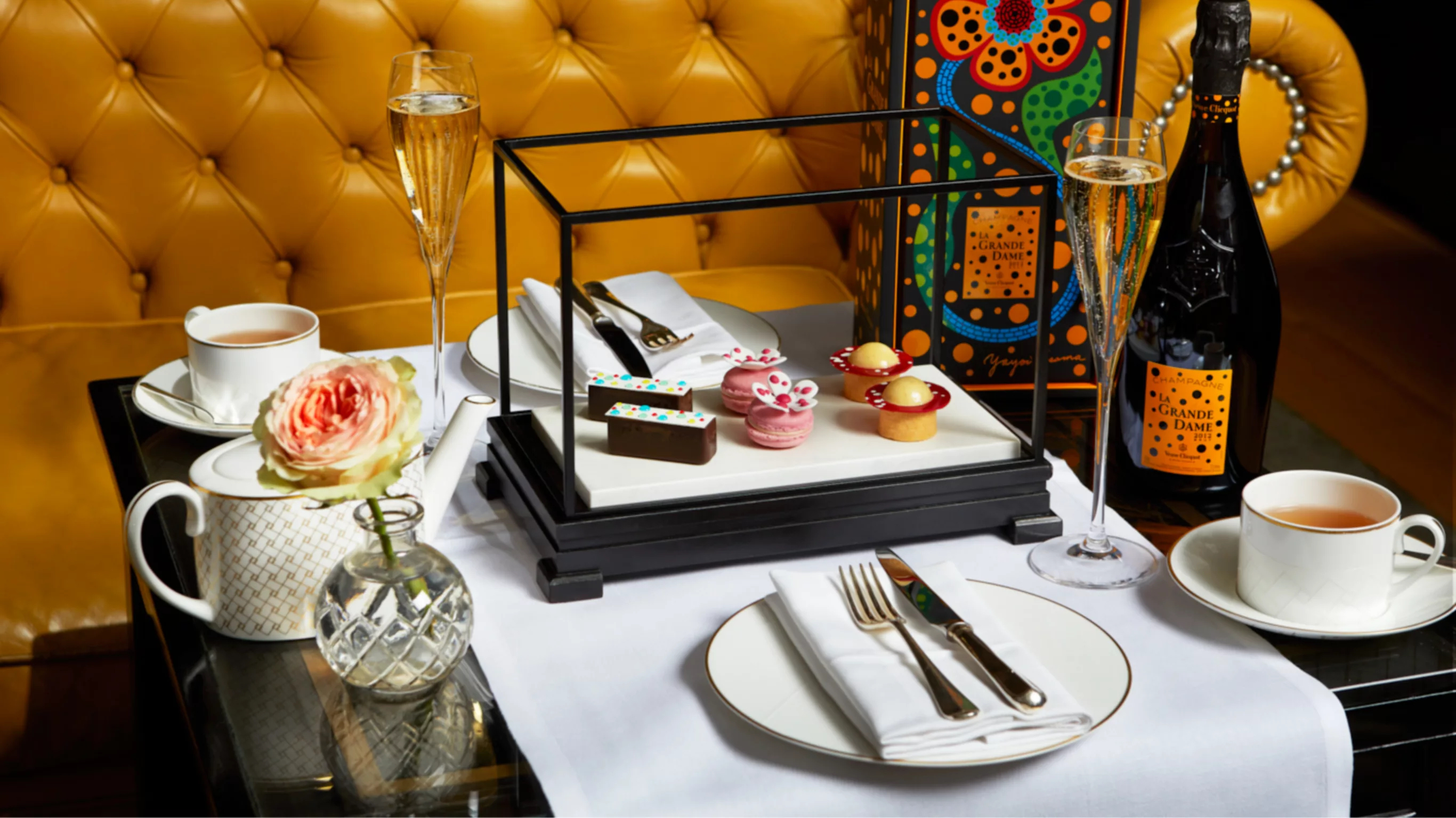 Comparing London's Top Afternoon Teas