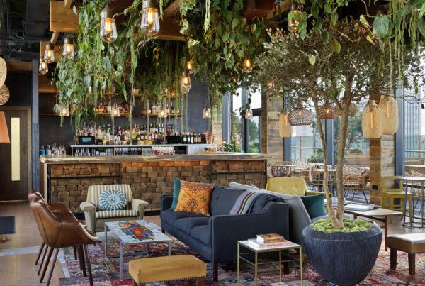 Best rooftop bars in london hotel