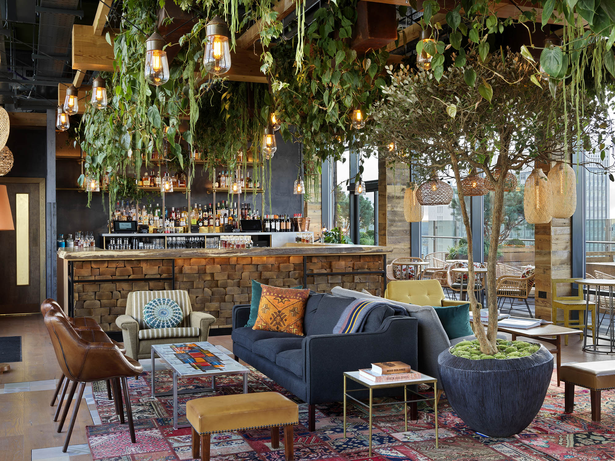 Best rooftop bars in london hotel