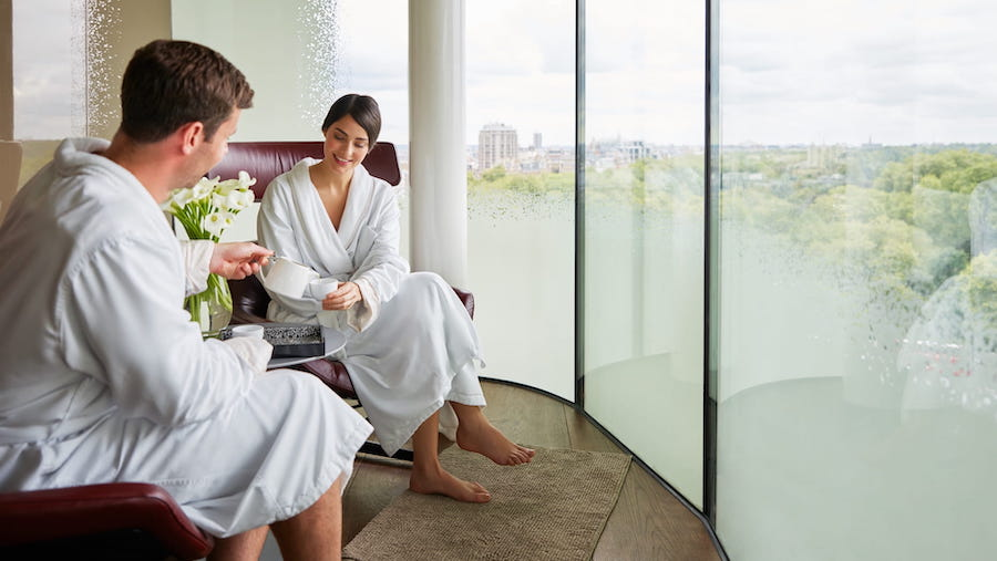 Be super bougie and book yourself in for a spa day at one of London's most luxurious hotel spas. Some of the highest-rated in the city include the Four Seasons Park Lane(WA) (with its incredible views over the city), Espa Life at the Corinthia(one of the largest spas in London) and Akasha Holistic Wellbeing at Hotel Café Royalin Piccadilly Circus (they have a treatment that uses 23-carat-gold minerals). For more affordable and laidback spa options, there's Cowshed(WA) (a Soho House brand with multiple locations), Linnaean in Embassy Gardens (Swedish-insired Medispa and beauty salon), K West Hotel and Spa (it has a snow room!), Hula in Hackney (Tiki-themed, vintage-loving), and Yemaya London in Streatham (luxurious but not insanely expensive).