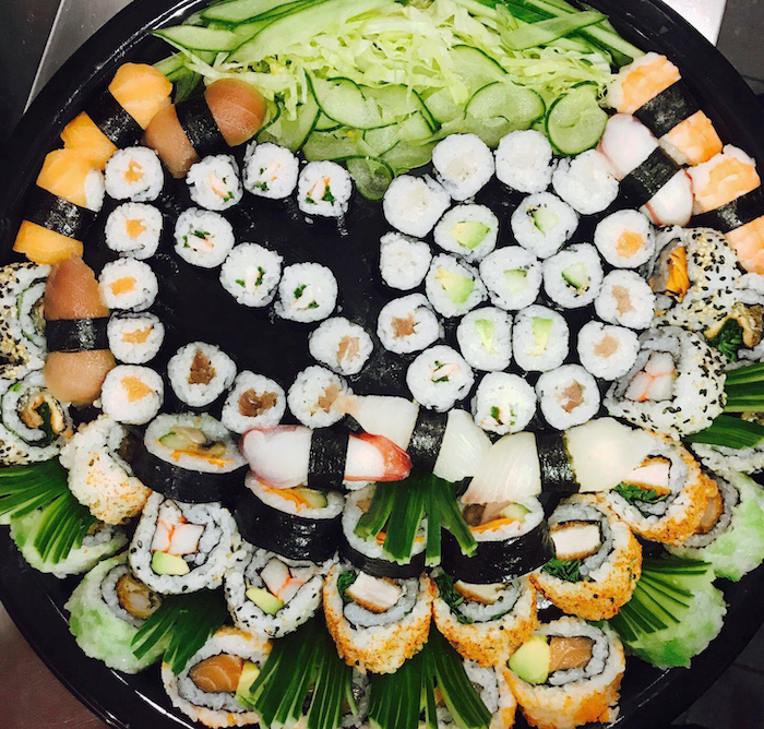 Founded by internet and comedy sensation Stevo The Madman, ISO Sushi serves authentic Japanese cuisine.