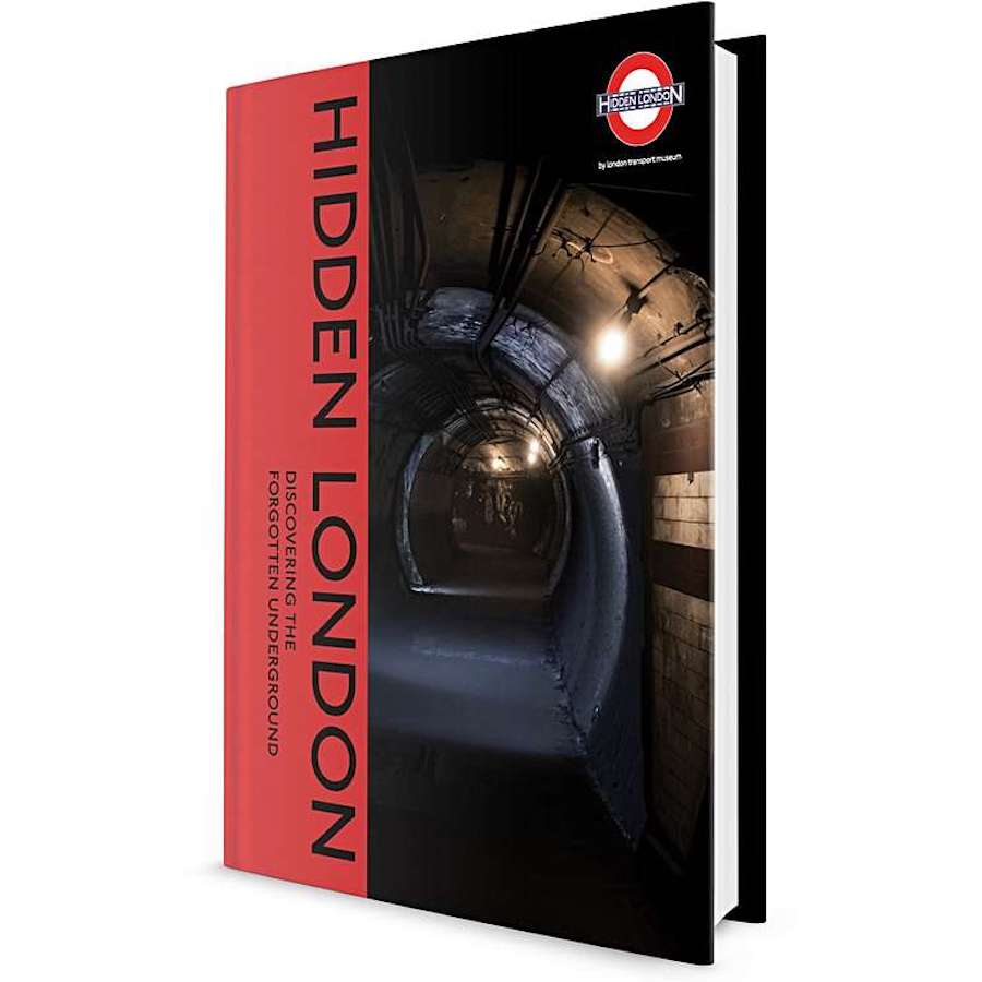 Just when you think you know everything about London's iconic London Underground (a.k.a. The Tube), you discover that there's still more to learn! This hardcover book uncovers some of London's hidden subterranean secrets: forgotten or repurposed stations, tunnels and shafts and bunkers below the hustle and bustle of the city. Photos, illustrations and architectural drawings are accompanied by a written history of London's forgotten underground, making this a fascinating and hauntingly beautiful book.