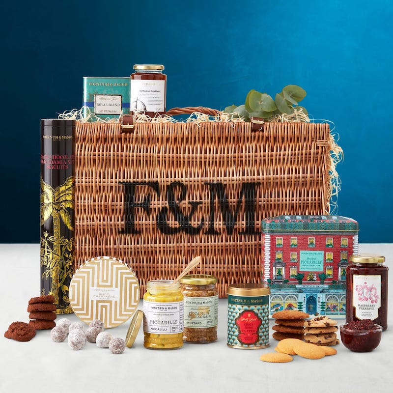 British Food and Drink to give as gifts