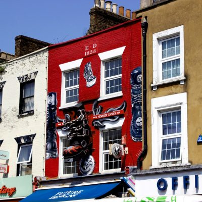 10 Cool Things to Do in Camden, London