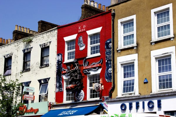 10 Cool Things to Do in Camden, London. Check out this funky London area with musical influence and world-famous markets.