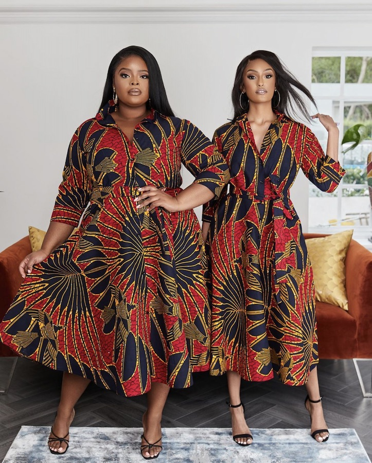 Founded by Cameroonian twin sisters, they wanted to combine the two worlds they live in through clothing. Grass-fields produce beautiful African print pieces with bold colour. Offering clothing from UK size 6 to 20, Grass-fields's pieces are versatile in style, bold and bright in design. You can take one of their pieces and either style it for a casual brunch or dress it up for a day at the racecourse.