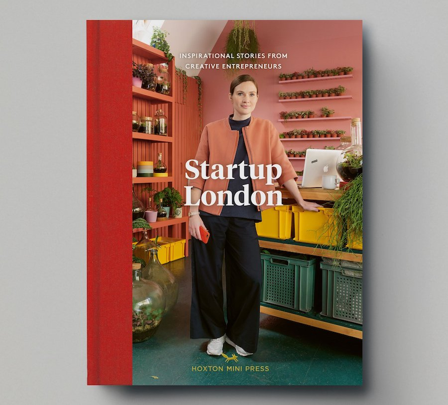 Did you know that over 200,000 startups launch in London every single year? This book shares the stories of 30 such startups, from a handmade denim brand to a fashion magazine, an app, a distillery, and even a plant nursery. The founders of each of these creative ventures shares their vision, their passion, and their pursuit of success in one of the world's biggest cities. The book comes with a separate booklet that includes tips for entrepreneurs, so you can be inspired and informed all at once!