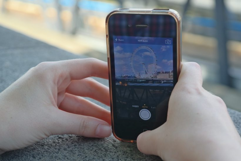 How to Use Your US Phone in London (or any phone really)