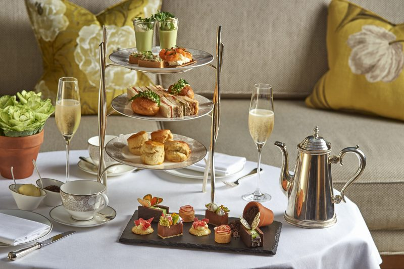 London gift ideas - afternoon tea vouchers