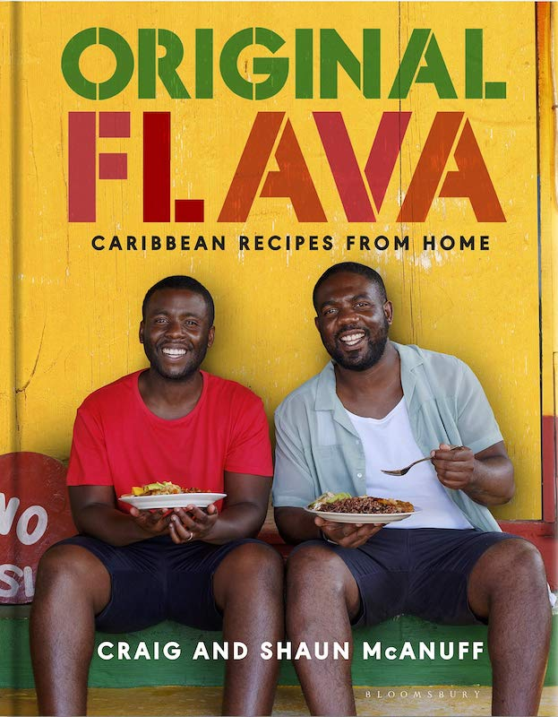 This Caribbean-inspired cookbook was written by London-based brothers Shaun and Craig, of Jamaican descent. There are tons and tons of small, mom and pop shops all over London that serve incredible Caribbean and West Indian food, and these authentic dishes will give you a good idea of what makes these pockets of London and their local spots extremely special.