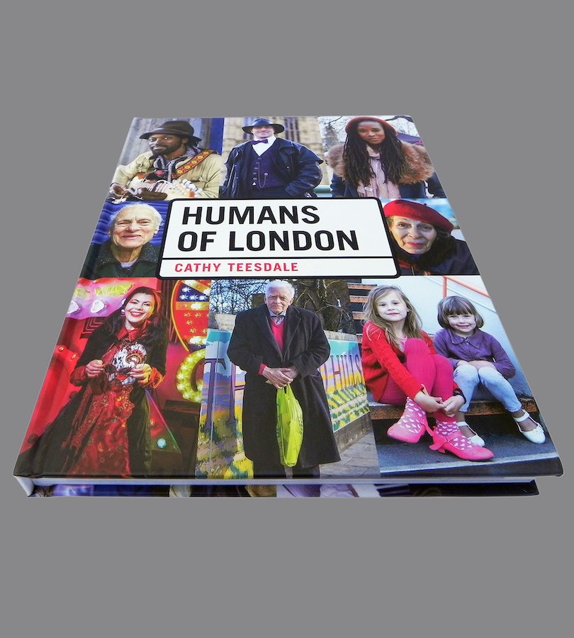 You might have heard of Humans of New York, but London's humans are just as fascinating, and worthy of their own inspiring book! Described as 'the perfect antidote to feeling lost in a big city', Humans of London is the story of 250 Londoners, as captured by Cathy Teesdale and her team. From the heartwarming to the heartbreaking, each featured Londoner shares their own tale: their hopes and dreams, fears and failures, triumphs and tears.