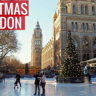 Things to Do in London During the Christmas Season