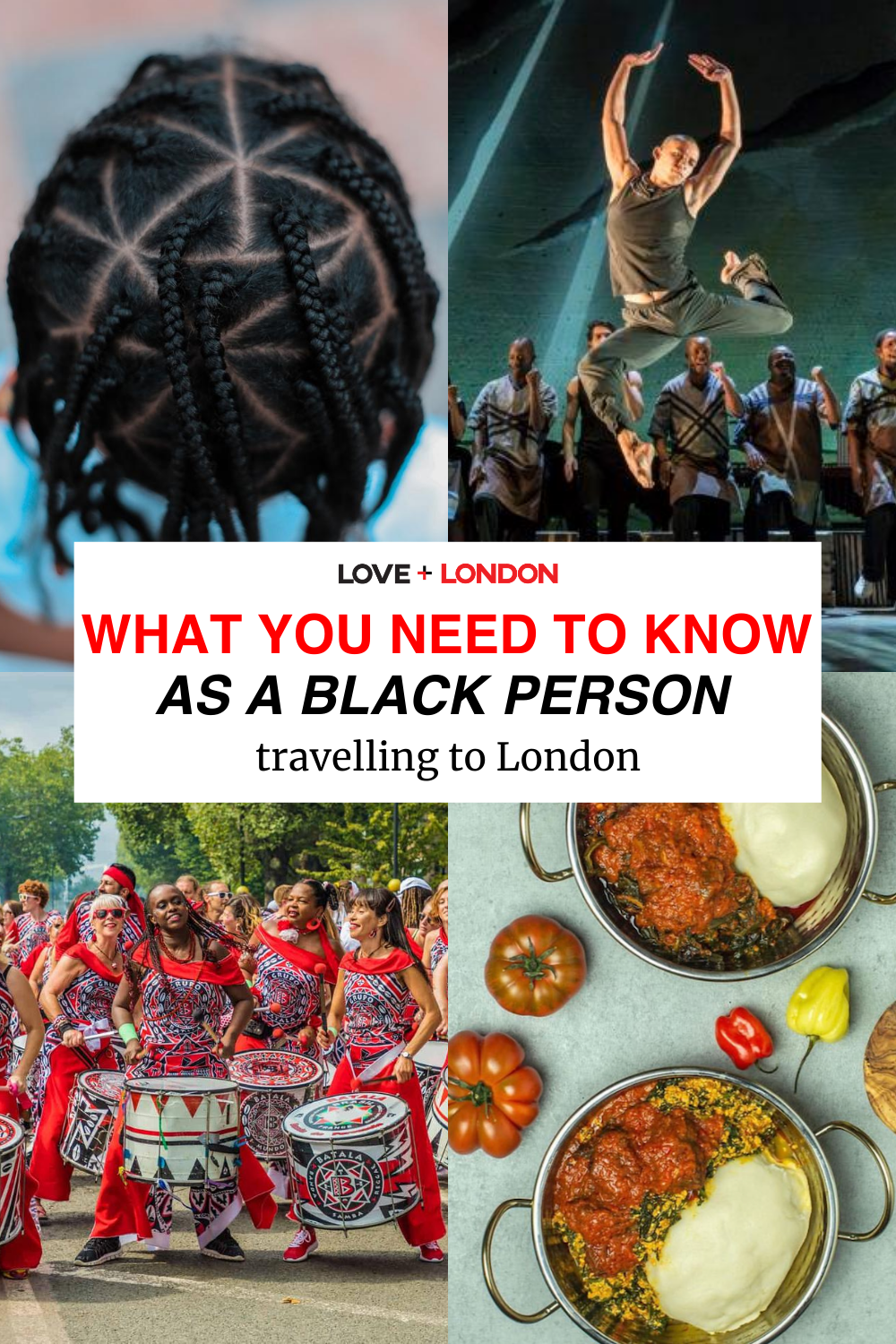 Things to Know Before Traveling to London as a Black person