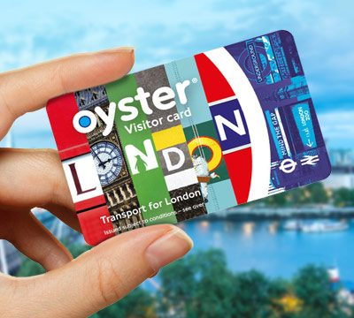 Visitor Oyster Card vs Oyster Card in London