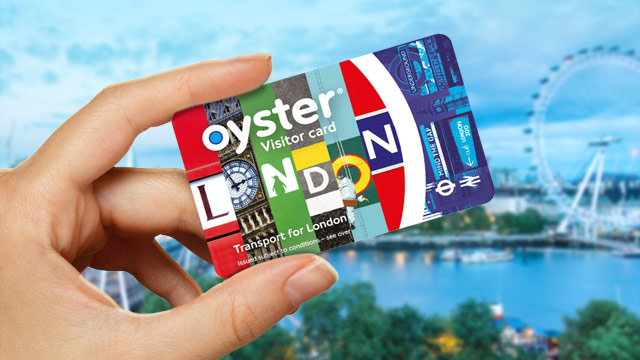 Which Oyster Card? The Best Oyster Card for Visitors