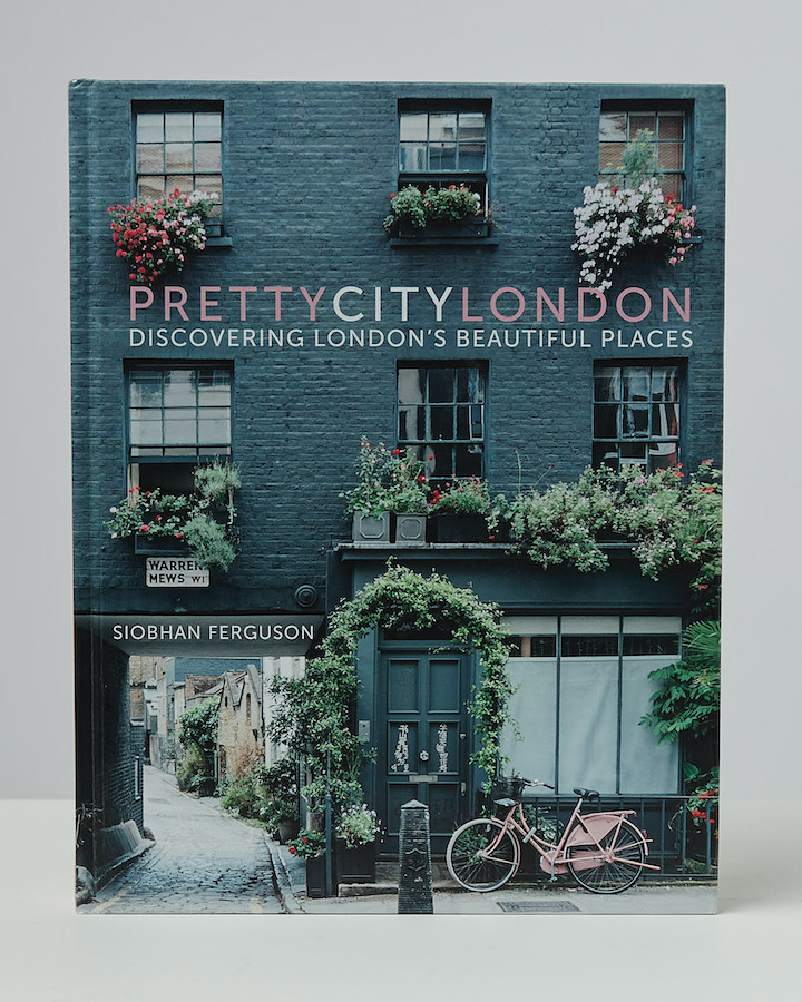Do you spend hours getting lost in the absolute rabbit-warren of London-themed hashtags on Instagram? Get offline, and get your nose in the Pretty City London coffee table book, which was created by the woman behind the popular and always inspiring @prettycitylondon Instagram account.