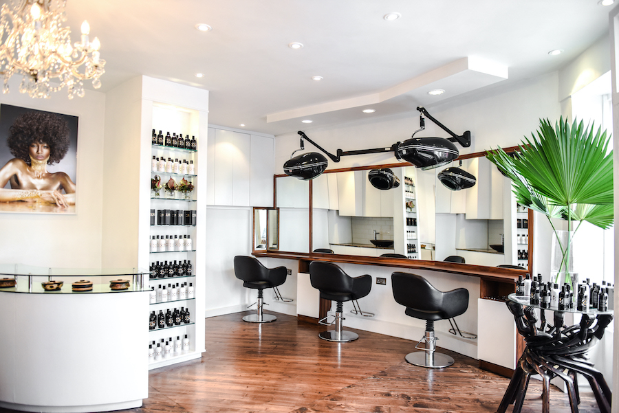 Located on the well-known Portobello Road, Hair Lounge offers first class service for Afro hair. Their hair treatments range, from a simple wash, cut and blow-dry to braids and bridal hairstyling.