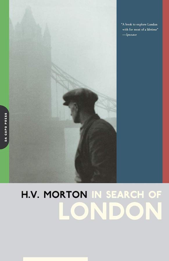 A slice of history in itself, as well as a tale of London throughout the ages, In Search of London was written in the 1950s by travel journalist HV Morton. Morton, while walking the streets of his city, recounts the history of his favourite places, many of which are still firm favourites for visitors today.