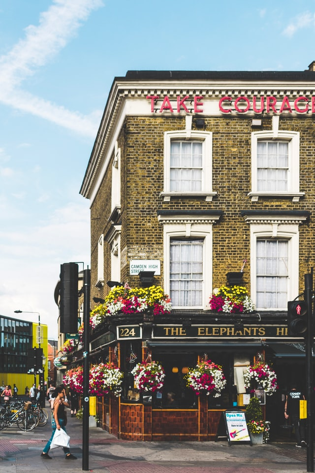 area guides to london