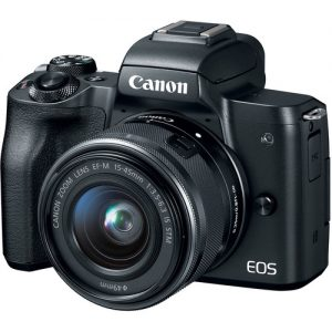 Canon M50 Mirrorless Camera