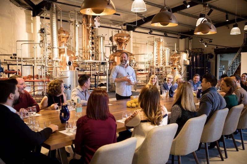 small businesses, tours and experiences in London