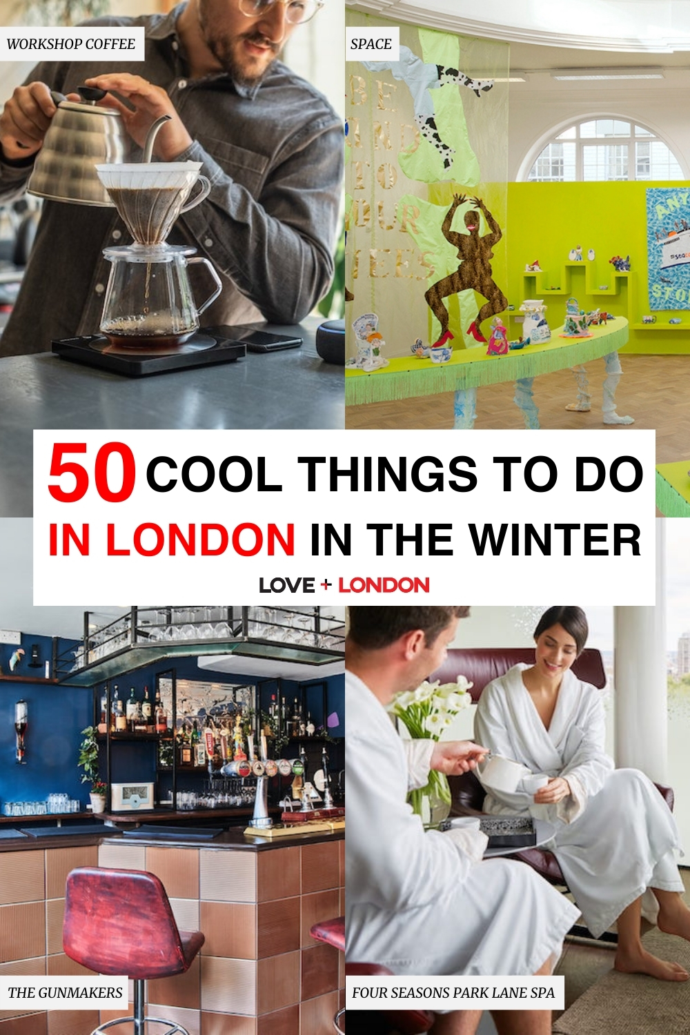 what to do in london in the cold