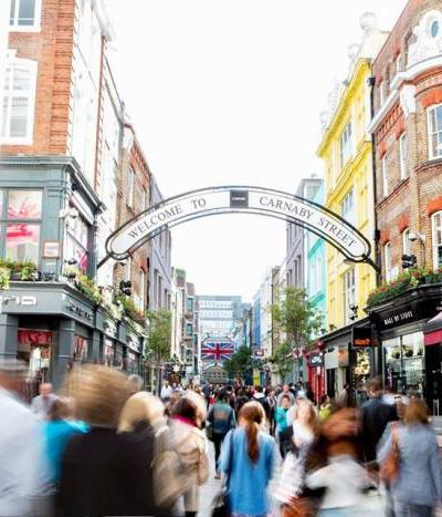 where to do some shopping in london, areas for shopping in london